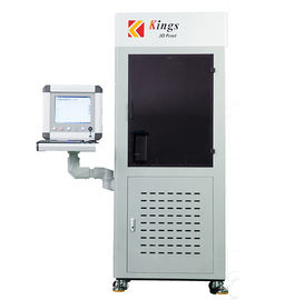 China Commercial Grade Pro 3d Printer 1.2KVA 84cm(W)×93cm(L)×198cm(H) KINGS 3035 supplier