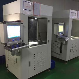 Professional Commercial 3D Printer / Laser Printing Machine On Plastic